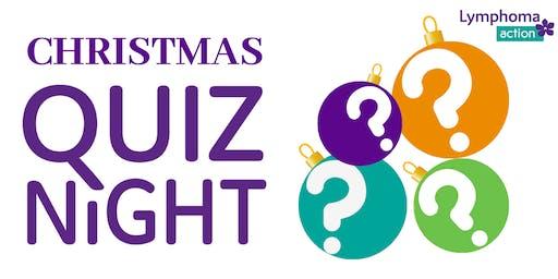 Lymphoma Action Christmas Quiz Night