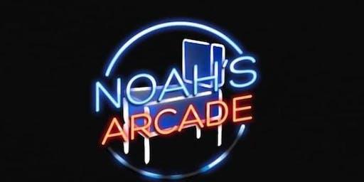 Noah's Arcade Live at The Hidden Still