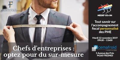 Tout savoir sur l'accompagnement fiscal personnalisé des PME