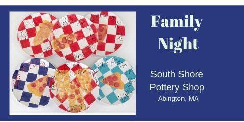 Family Night Pizza Party
