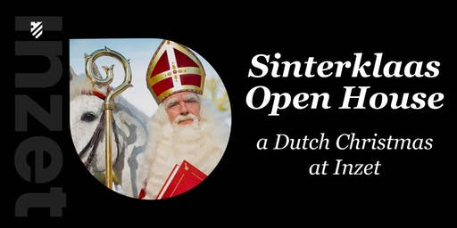 Sinterklaas Open House- A Dutch Christmas at Inzet