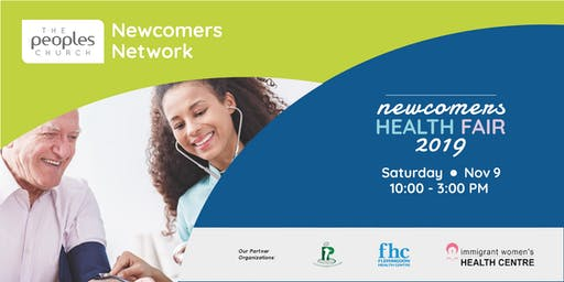 Newcomers Health Fair 2019