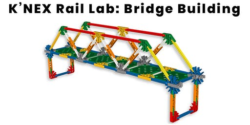 K'NEX Rail Lab: Bridge Building