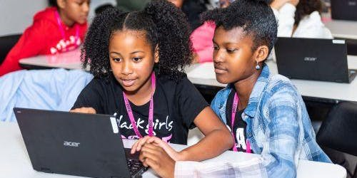 Black Girls CODE DC Chapter Presents: Wakanda by Design with 3D Printing!