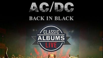 """Classic Albums Live: AC/DC's """"Back in Black"""""""