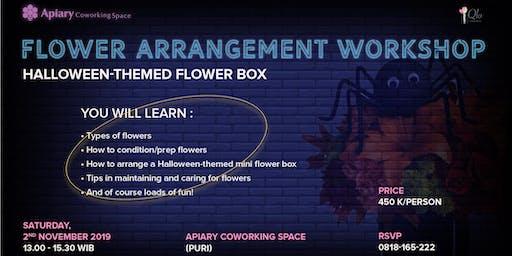 Flower Arrangement Workshop