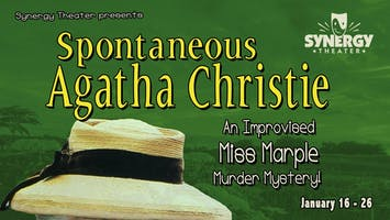 """Spontaneous Agatha Christie: An Improvised Miss Marple Murder Mystery!"""