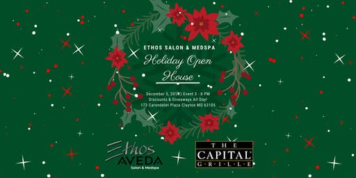 Ethos Salon and Medspa Holiday Open House