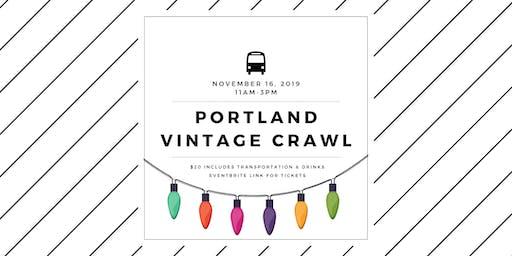 Portland Vintage Crawl
