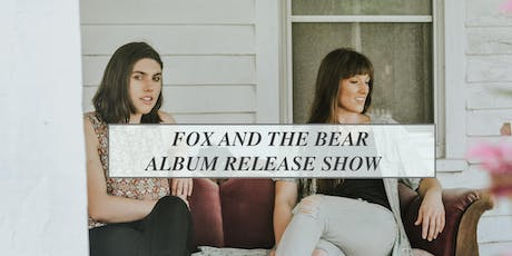 Fox and the Bear Album Release Show (with Logan Vath) tickets