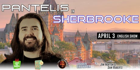 Pantelis is Better Than You  | Sherbrooke tickets