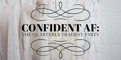 The Quarterly Tradesy Party February 2020 tickets
