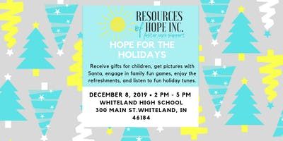 Hope for the Holidays: Foster Family Christmas Party