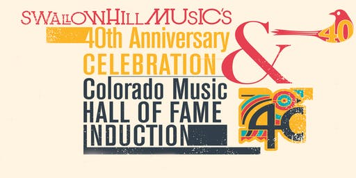 Swallow Hill Music's 40th Anniversary Celebration