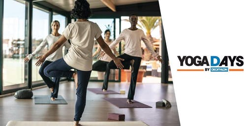 Decathlon YOGADAYS con SPERA YOGA