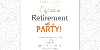 Retirement Celebration Honoring Lynda Charles