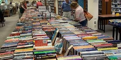 Huge Spring Book Sale at George Mason Regional Library
