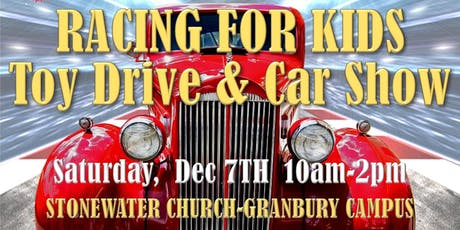 Myers Automotive 26th Annual Racing For Kids Toy Drive & Car Show tickets