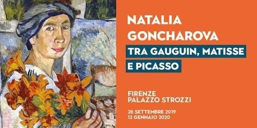 Natalia Goncharova e le avanguardie