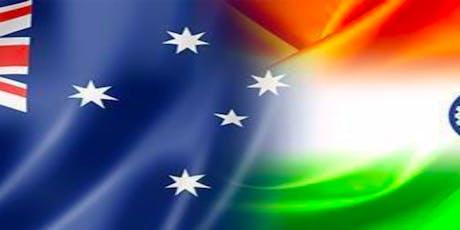 AIBC QLD CHAPTER: ANNUAL AUSTRALIA INDIA ADDRESS 2019 tickets