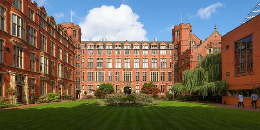 Sesión Informativa para Posgrados- University of Sheffield, Reino Unido