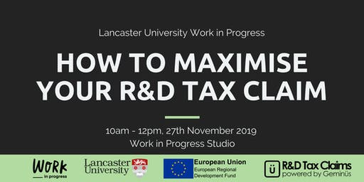 How To Maximise Your R&D Tax Claim