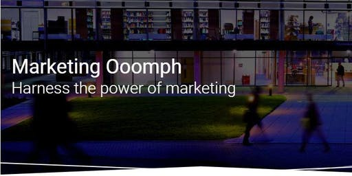 Marketing Ooomph 2 Day Workshop