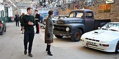 IK Classics Garage Tour