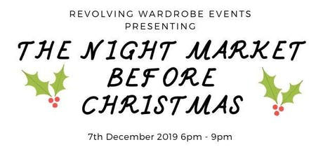 The Night Market Before Christmas tickets
