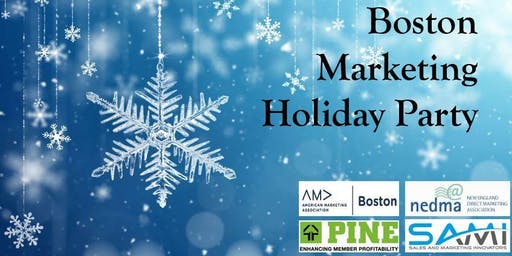 2nd Annual AMA/NEDMA/PINE/SAMI Combined Holiday Party