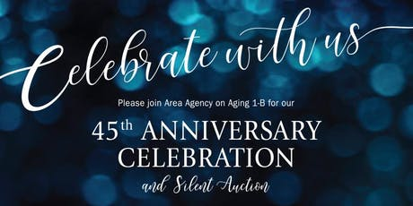 45th Anniversary Celebration tickets