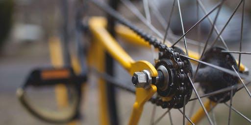 Advanced Bike Maintenance Workshop