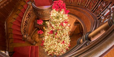 Christmas Tours of Bishop's Palace