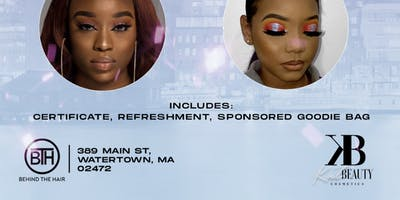 Beauty By Melissa Boston Take Over