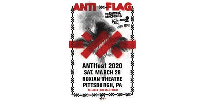 ANTIfest 2020 with Anti-Flag