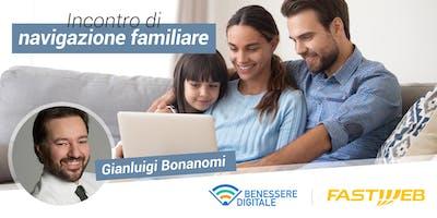 Incontro di navigazione familiare - genitori & figli
