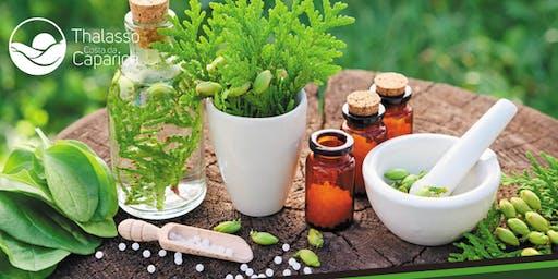 """Workshop """"Homeopatia: A Alternativa Natural"""""""