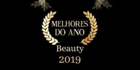 Melhores do Ano Beauty 2019 ingressos