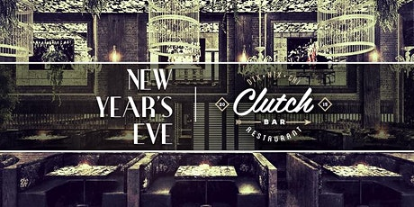 New Year's Eve Chicago at Clutch Bar tickets