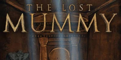 Tween Escape Room: The Lost Mummy (ages 8-12) (preregistration)