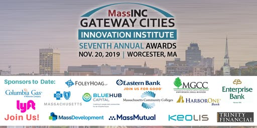 The Gateway Cities Innovation Summit & Awards Luncheon