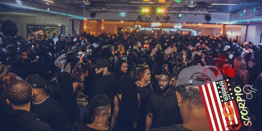 SCORPIO ALL BLACK AFFAIR