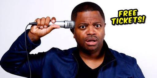 Free tickets to comedian Benji Brown!