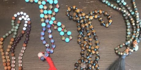Make Your Sacred Mala Workshop - Limited Gathering Only 24 Seats tickets