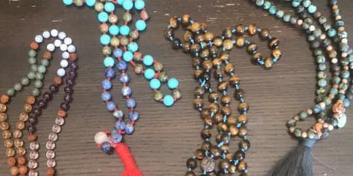 Make Your Sacred Mala Workshop - Limited Gathering Only 24 Seats