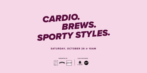 Cardio and Brews with 305 Fitness, Harpoon Brewery and Rent the Runway
