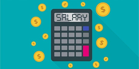 Webinar - Salary structures and remuneration packages tickets