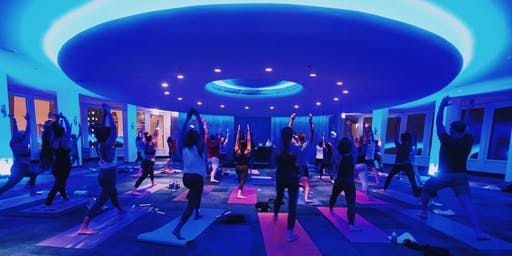 Winter Soul-stice // Deep House Yoga + Sound Healing at W Chicago- Lakeshore
