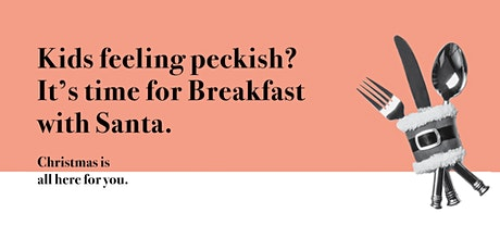 Breakfast with Santa at Limeyard Two Rivers - 14th December tickets