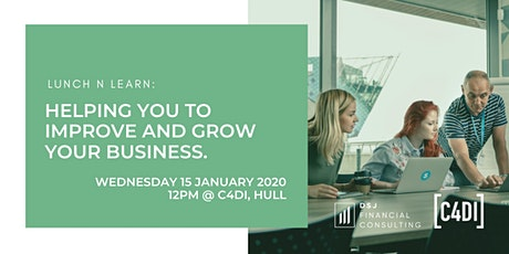 LunchNLearn:  Helping You To Improve and Grow Your Business tickets